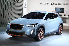 subaru 360 engine subaru xv concept previews next crosstrek