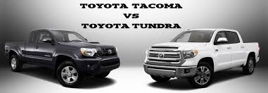2005 toyota highlander towing capacity toyota tacoma vs tundra
