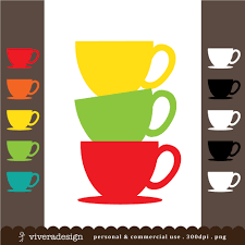 coffee cup silhouette png tea cup clipart silhouette pencil and in color tea cup clipart