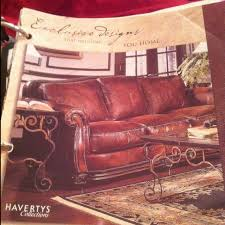 Havertys Leather Sofa by 31 Best Sofas Images On Pinterest Leather Sofa Sofas And Family