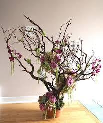 Manzanita Branches Centerpieces 245 Best Center Pieces Images On Pinterest Manzanita Branches