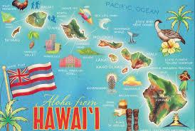 Hawaii Big Island Map Hawaii Map By Katiebecck Via Flickr Hawaii Pinterest Hawaii