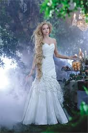 angelo wedding dresses disney collection 2017 with colors rapunzel