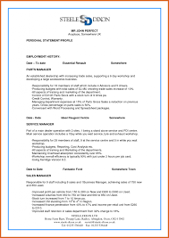 Excellent Good Resumes Examples by Perfect Resume Example Uxhandy Com