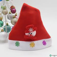 Christmas Decorations Wholesale In Penang by Children Christmas Xmas Wedding Party Cosplay Santa Claus Hat