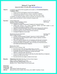 Resume Samples Insurance Jobs by Best Compliance Officer Resume To Get Manager U0027s Attention