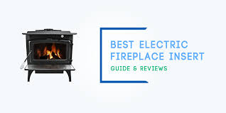 reviews of the best electric fireplace inserts in 2017 smartly