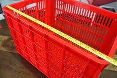 Jual Keranjang Container Plastik Bekas jual container plastic kontainer plastik murah kecil besar