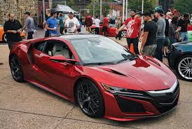 How Much Is The Acura Nsx We Take The Acura Nsx To Cars U0026 Coffee U2022 Gear Patrol