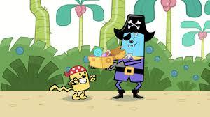 amazon wow wow wubbzy pirate treasure wubbzy