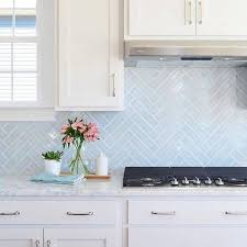 Best  Large Kitchen Backsplash Ideas On Pinterest Kitchen - Herringbone tile backsplash
