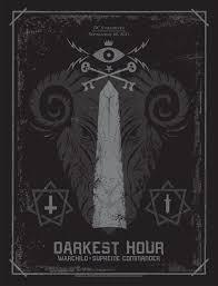 darkest hour el paso 49 best posters images on pinterest concert posters gig poster