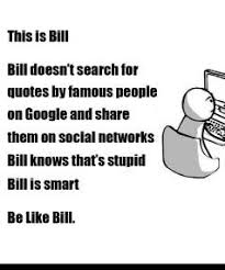 You Absolutely Should Not Be Like Bill The Smarmy Stick - you absolutely should not be like bill the smarmy stick figure