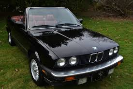 bmw e30 325i convertible for sale 1987 bmw 325i convertible german cars for sale