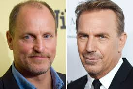 Kevin Coster - the highwaymen movie costner harrelson playing duo who killed