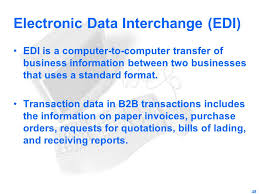 b2b strategies from edi to e commerce ppt download