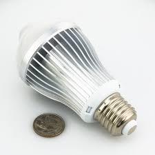 pir led light bulb watt led a19 globe bulb with motion sensor