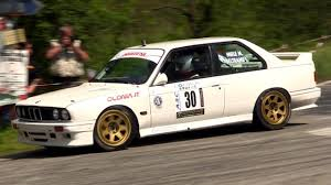 Bmw M3 E30 - prodrive bmw m3 e30 rally gr a sound youtube