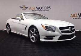 mercedes sl class for sale carsforsale com