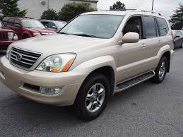 suv lexus 2008 brown lexus gx for sale used cars on buysellsearch