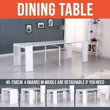 extending kitchen u0026 dining tables ebay