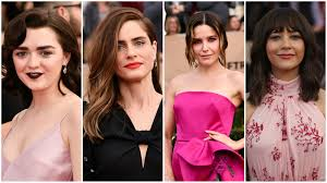 hair makeup sag awards 2017 wwd picks the best hair and makeup looks from the