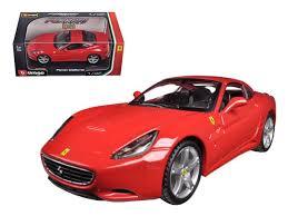 california model car california 1 32 diecast model car by bburago