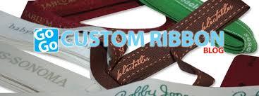 custom ribbon custom ribbon