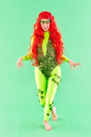 Halloween Poison Ivy Costume Poison Ivy Halloween Costume Diy