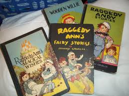 raggedy ann and andy books by johnny gruelle from the 1920 u0027s