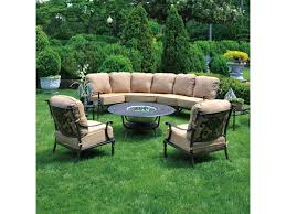 Tuscany Outdoor Furniture by Hanamint Grand Tuscany Corner Section