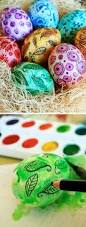 Decorate Easter Eggs Games by 20 Diy Easter Egg Decorating Ideas For Kids Coco29