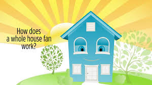 do whole house fans work centric air how does a whole house fan work youtube