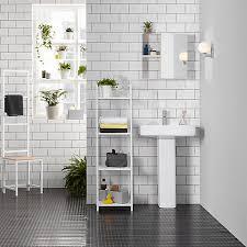 buy house by john lewis bathroom storage box blue grey john lewis