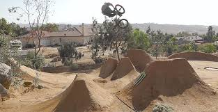 Backyard Bmx Dirt Jumps Pat Casey Dirt Concrete 2017 Video