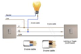 electrical wiring apnt standard way wiring light switch diagram