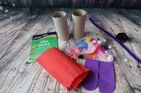 simple monster crafts for kids