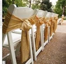 gold chair sashes 19 best chair sashes images on wedding chairs wedding