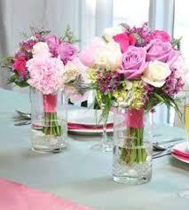 fleurs mariage decoration table mariage fleurs fleurs en image