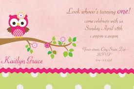 owl birthday invitations u2013 gangcraft net
