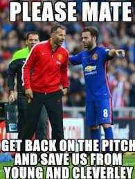 Funny Man Utd Memes - 13 best memes of angel di maria coming to help manchester united