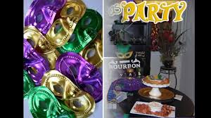 best mardi gras party ideas youtube