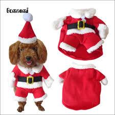 pets christmas suit promotion shop for promotional pets christmas