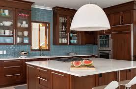 kitchen backsplash ideas with brown cabinets kitchen backsplash ideas a splattering of the most popular