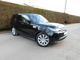 land rover discovery black 2016 used land rover discovery black for sale motors co uk