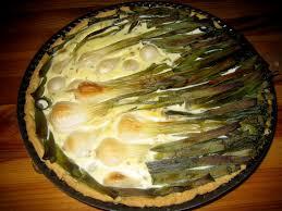 oignon blanc cuisine tarte aux petits oignons nouveaux lilizen cuisine