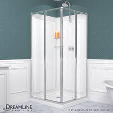 shower enclosure base backwall kits