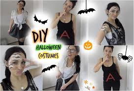 diy halloween costume ideas last minute pinterest u0026