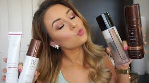 face tanning l reviews self tanner reviews youtube