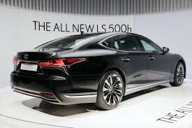 lexus sedan concept the new lexus ls500h twin motor is now official u2013 car tipster